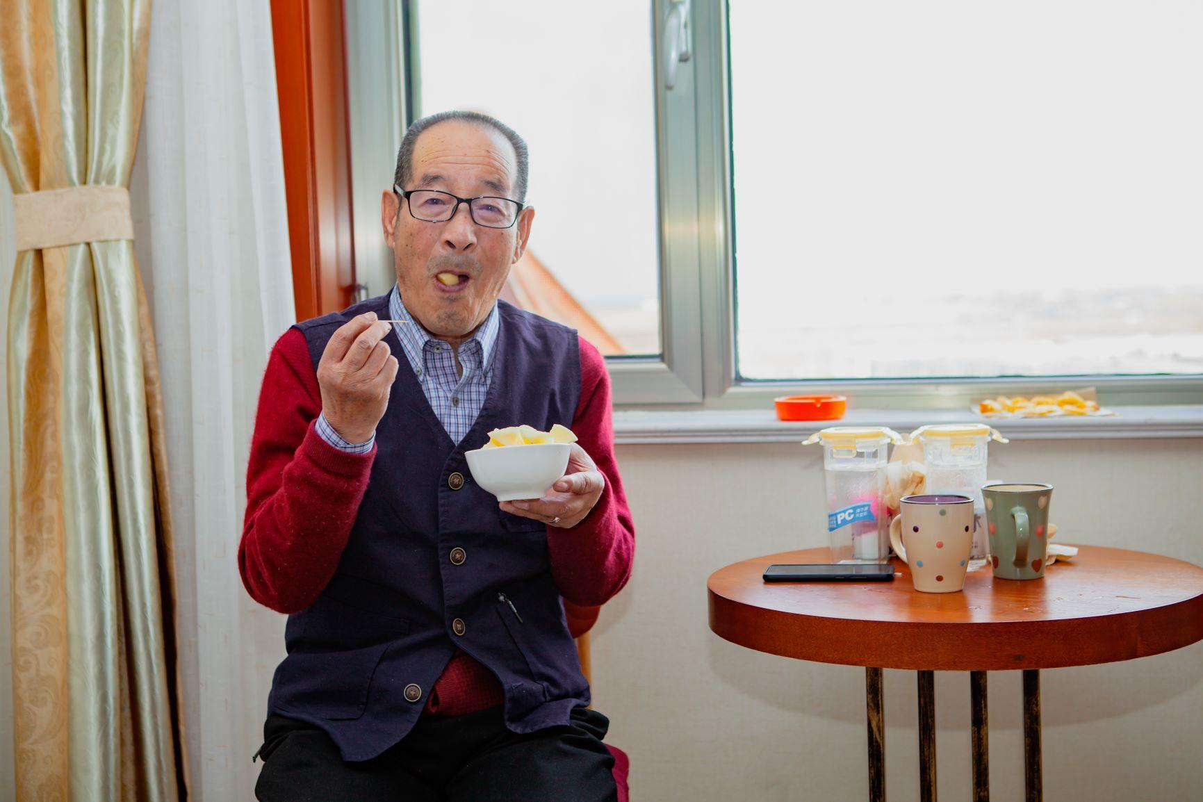 老年人日常饮食