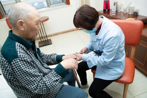 老年人日常护理